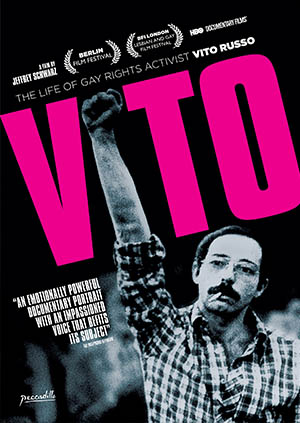 A documentary about Vito Russo who brought us all out of the