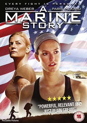 Lesbian marine officer Alexandra comes to blows with the one opponent she can't beat, military policy.