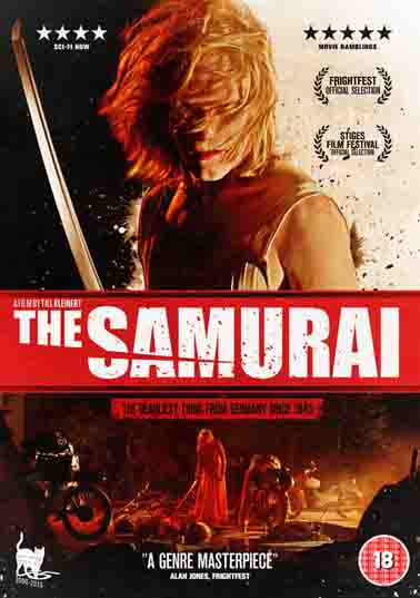 The Samurai stalks through the woods around a German village. Jakob the young local police officer is onto him, but senses something more in the darkness.