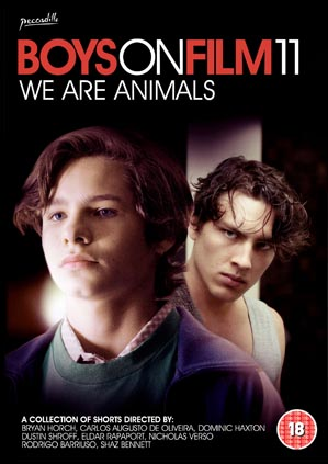 Boys On Film 11: We Are Animals showcases short works from around the world.