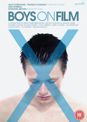 BOYS ON FILM X is the tenth volume in the world's most successful short film series.