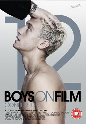 Boys On Film 12 promises to be the most thrilling and eclectic collection of gay short films yet.