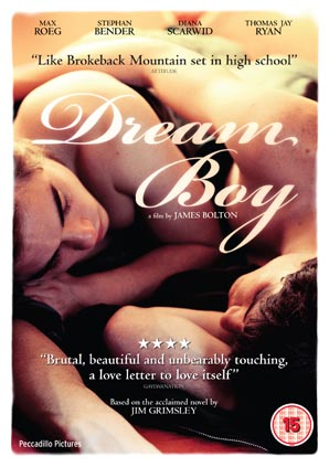 'Dream Boy' is a sensitive depiction of a love affair between two boys in the rural South.  Adapted from a hugely popular and award-winning novel.