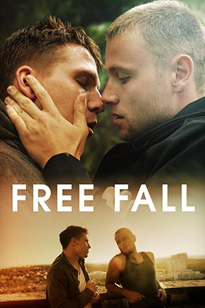 A forbidden love between two police cadets, Marc and Kay, is at the centre of this brave and uncompromising film.
