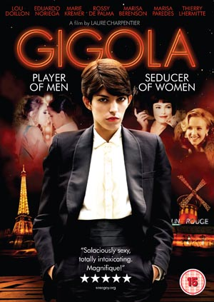It's 1963 and Paris is sizzling with sex. The eponymous Gigola stalks the streets...