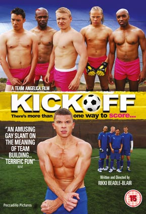 What happens when the hardest team in the Sunday Soccer league comes up against a gay team and finds they've finally met their match?