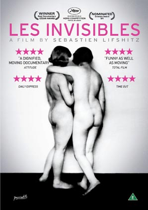 Sebastien Lifshitz Cesar Winner  documentary, Les Invisibles is about 11 homosexual men and women who speak frankly about their pioneering lives and their fearless decision to live openly in France