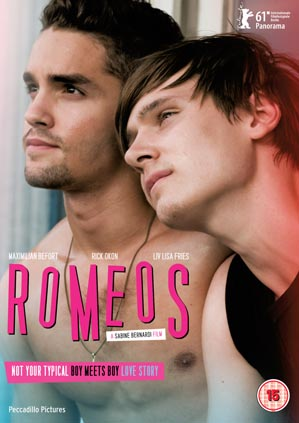 A fresh blast of romance with a difference in Romeos, this German summer love story