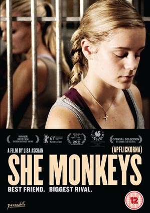In She Monkeys two young women are caught up in a struggle of power, temptation and maddening attraction.