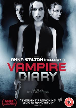 When Holly decides to make a film about weekend vampires, she enlists the sultry Vicki as her leading lady. But are her claims at being a real vampire true?