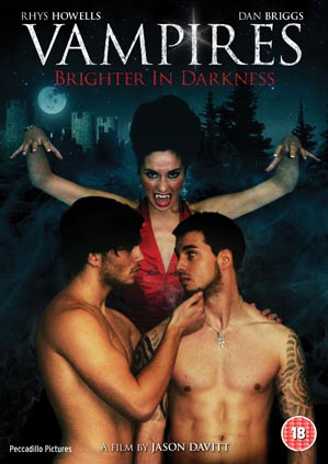 A blind date with a vampire sends attractive young Toby into a world of bloodsuckers, demons and the occult.