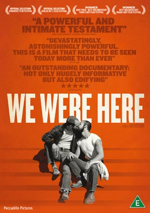We Were Here is the first documentary to take a deep and reflective look back at the arrival and impact of AIDS in San Francisco.