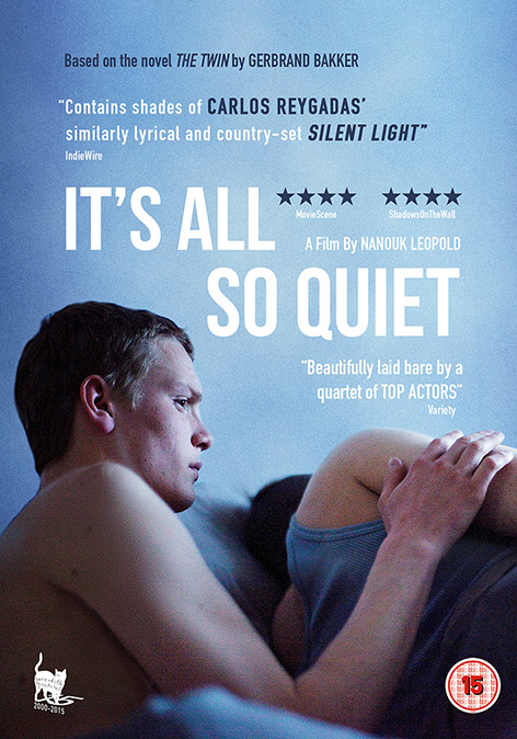 Based on Gerbrand Bakker's international bestseller 'The Twin', IT'S ALL SO QUIET is characterised by an ambient beauty: a reflection on solitude and sexuality.