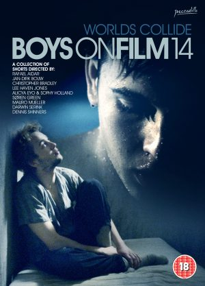 Worlds collide in more ways than one in the 14th stunning collection of award winning short films from BOYS ON FILM. Confidence is violated, classes clash and desire is concealed, yet love still triumphs regardless of the consequences.