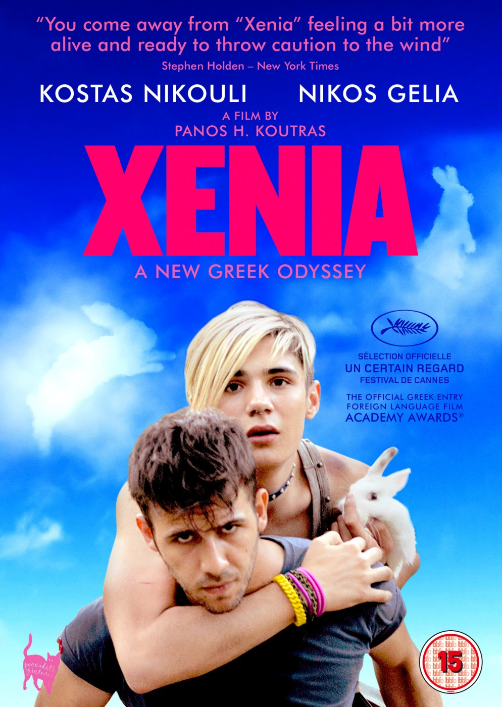 Xenia is a new Greek odyssey from director Panos H. Koutras.