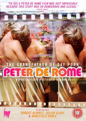 PETER DE ROME celebrates the life and work of one of the UK's most charismatic filmmakers.