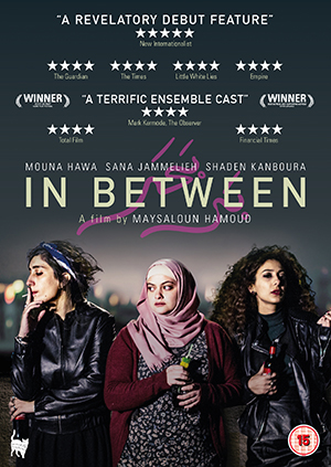 IN BETWEEN follows three independent Palestinian women in Tel Aviv, who find themselves 'in between' the free lives they aspire to lead and the restrictions imposed by a blinkered society.