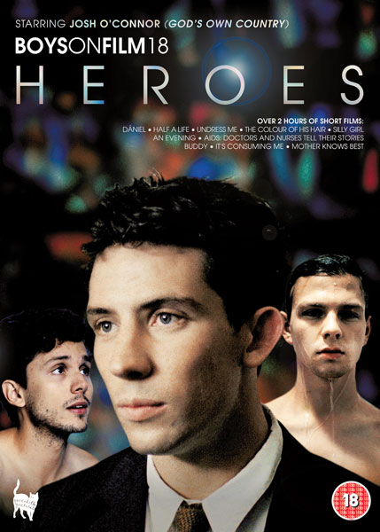 BOYS ON FILM comes of age with ten uplifting and powerful tales recounting the lives of everyday heroes with no special powers except striving for their own identities and fighting for the right for us all to be ourselves.