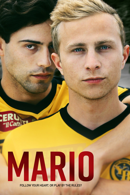 When Leon joins Mario's football club, an immediate sexual tension brews between them; both players are talented, driven and prepared to fight for their spot on the first team. When the pair are moved into a flat with one another, the competitive tension turns sexual.