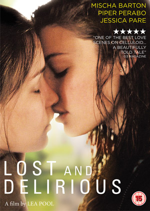 Staring Piper Perabo (Coyote Ugly, Notorious),  Jessica Paré (Mad Men, Brooklyn) and Mischa Barton (The O.C, The Sixth Sense), Lost and Delirious is about coming of age, about pain, confession of female adolescence, experienced by three special girls.