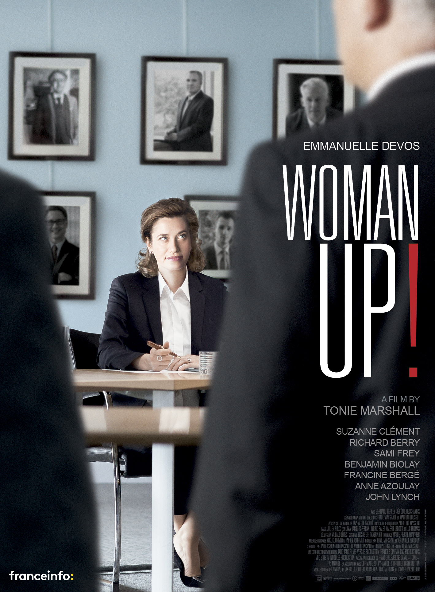 Woman Up (Numero Une)